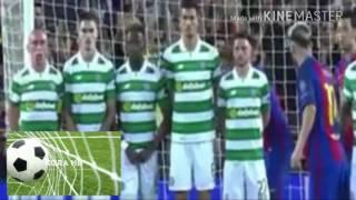 اهداف برشلونة 7-0 سلتيك دوري ابطال اوروبا 2016/9/13 HD
