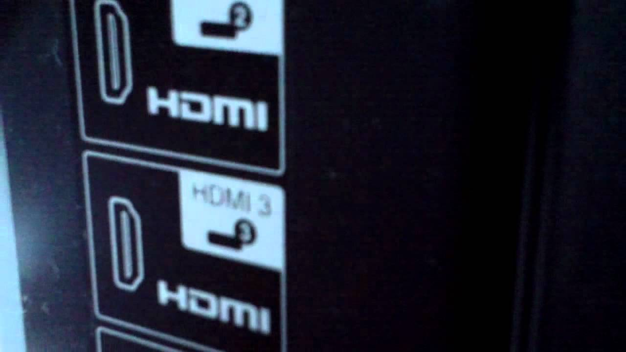 Sharp 70inch Tv Inputs Amp Hdmi Arc Review Pt2 Youtube