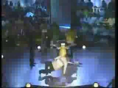 Game Show Contestant Dances Billie Jean