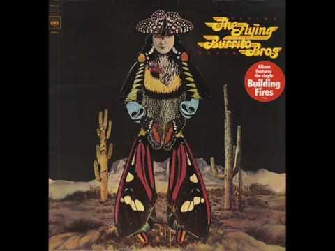 Flying Burrito Brothers - Sweet Desert Childhood