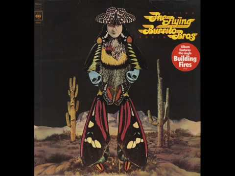 Flying Burrito Brothers - Sweet Desert Childhood
