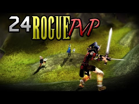 Wow Mop: Level 24 Rogue Twink Pvp video