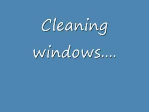 Van Morrison - Cleaning Windows original