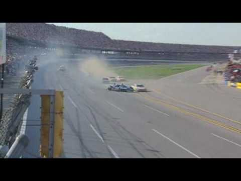 Nascar: Talladega 2009 Aaron's 499 Final Laps And Horror Crash Of Carl Edwards