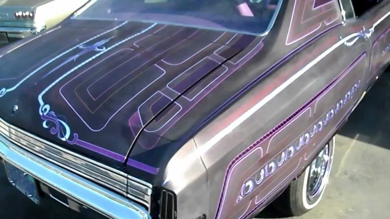How To Make Pinstripe Paint