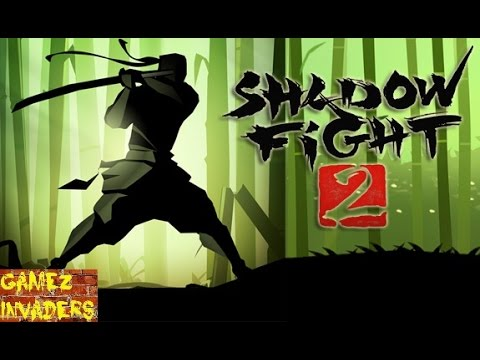 Shadow Fight 2! Awesome Martial Arts: Mobile Tablet iphone ipad Game Review First Look