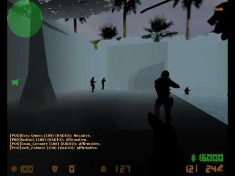 DinoMod Counter Strike 1.6