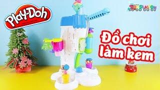 Play Doh Perfect Twist Ice cream Bộ đồ chơi làm kem khổng lồ  - ToyStation 17