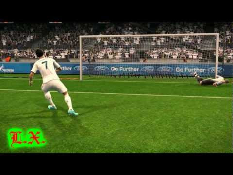 ╬►●cristiano Ronaldo Vs Barcelona zero●pes 2013●hd●l.x.●◄╬ video