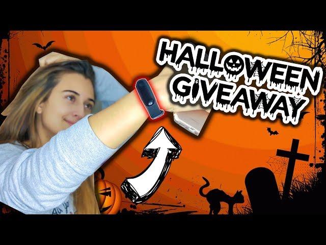 Vi REGALO il nuovo MI BAND 3 - Halloween Giveaway OROLOGIO SMART XIAOMI