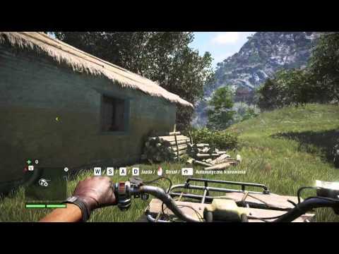 Dzień z Far Cry 4 - rzut okiem na resztę