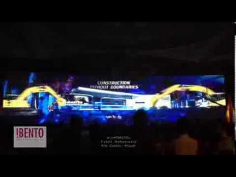 ibento / ALJ- Abdul Latif Jameel - komatsu Event Rehearsals - Ritz Carlton Riyadh