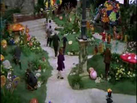Pure Imagination video