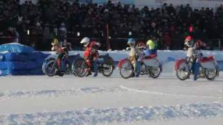Russian speedway Ice Racing championship - Final 2011, Ufa