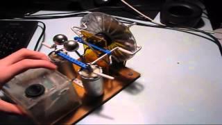 Электрофорная машина как сделать своими руками 94