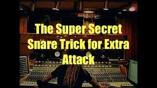 The Super Secret Snare Trick for Extra Attack      2MMT