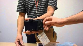 Olympus XZ-1 Unboxing