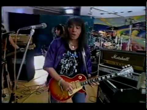 Ace Frehley - Breakout (rare studio video).