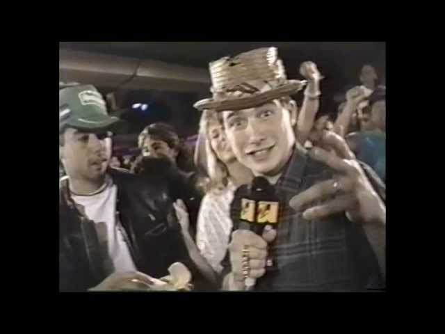 Beastie Boys HD   quot Fight For Your Right quot MTV Datona Beach - 1987