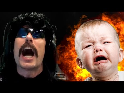 Dr Disrespect's FUNNY Roast on Haters and plays Duos with Ninja ♦Best of DrDisrespectLive♦