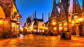 19 Real Towns That Look Like Hogsmeade In Harry Potter