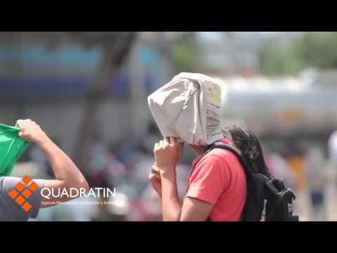 Bloquean salida a Pátzcuaro