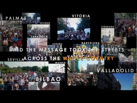 Thumbnail of video Spain Taken the street for a TRUE DEMOCRACY  - May 15th 2011 -