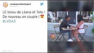 Les Vacances des Anges 3 : Léana de nouveau en couple avec Toto !