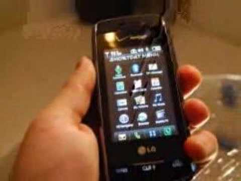 Video: Lg VX10000 Voyager