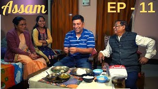Majuli to Sivasagar, Assam | Huge variety of Traditional food in this journey, EP 11