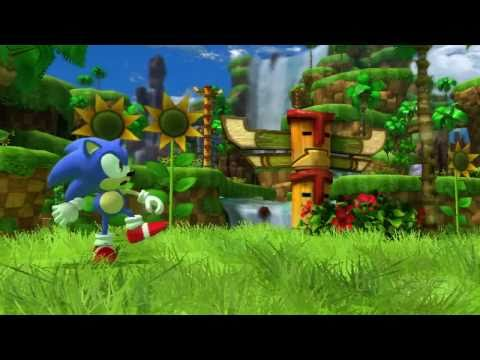 Sonic Generations Trailer #2 (HD) Announcement