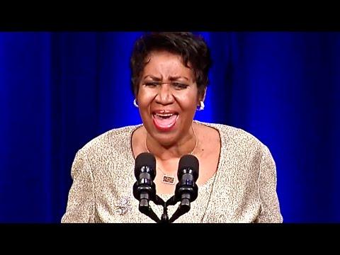 Aretha Franklin Sings
