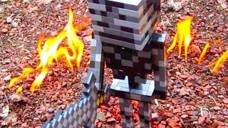 LEGO Wither Skeleton - Minecraft