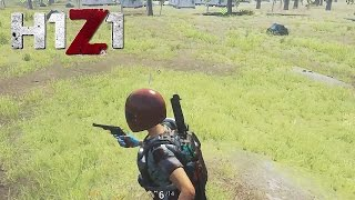 21 Kill H1Z1 King of The Kill #291
