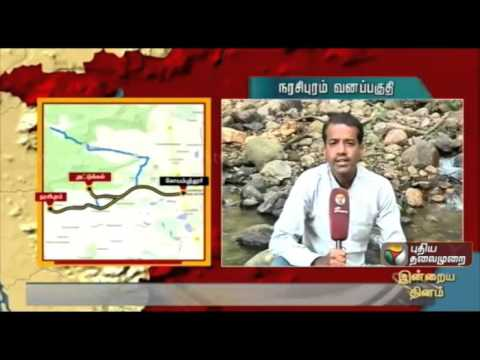 Live report: Maoists spotted in western ghats in Coimbatore