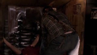 Wrong Turn 2: Dead End - The Grinder (Pa, Ma's Death Scene)