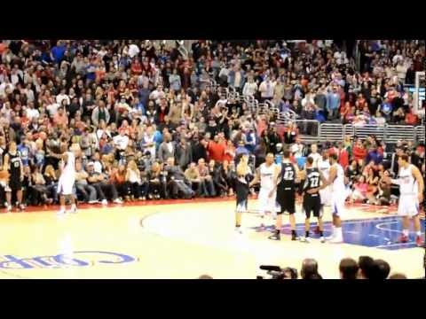 [HD] Kevin Love Game Winning Buzzer Beater 3 - Minnesota Timberwolves @ LA Clippers 1/20/2012