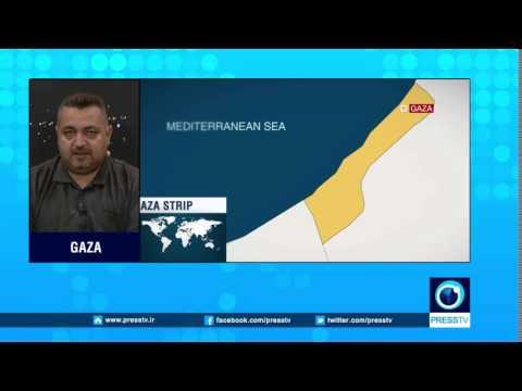Israeli fighter jets attack north of Gaza strip