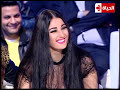 برنامج Back to school - دلع صافيناز وهى بتتكلم عربى مكسر وتعليق عمرو يوسف