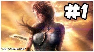 Tomb raider игра 2013 прохождение секретные достижения видео