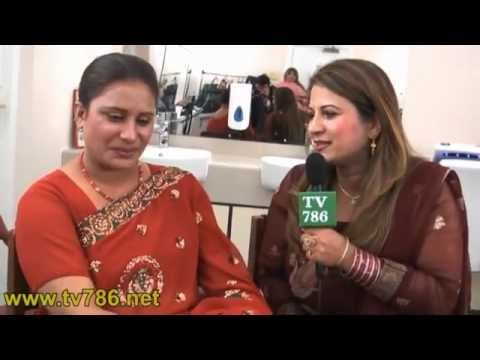 London Naseebo Lals Exclusive Interview for TV786