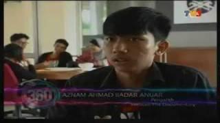 Melatah Mini Documentary @ 360 TV3