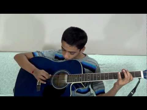 Pani Da Rang Guitar Cover (Instrumental) - Vicky Donor