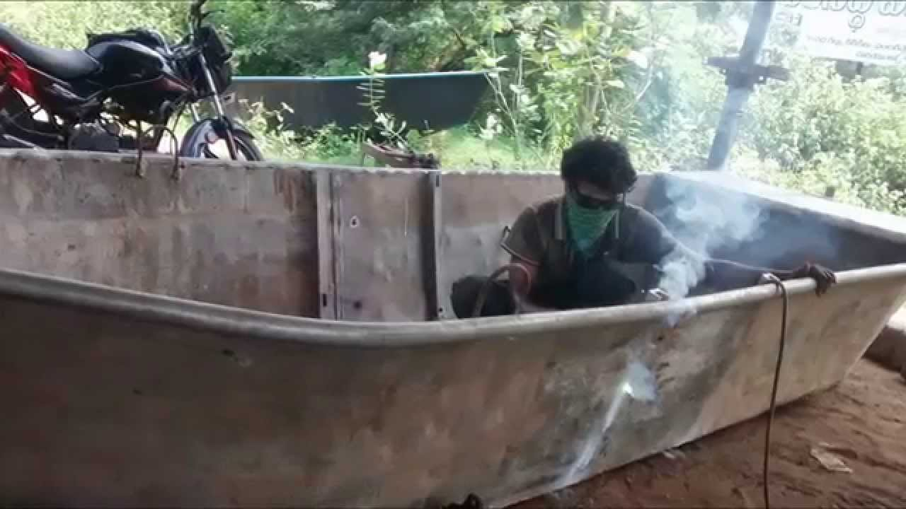 Fish pond boats in for Koi pond india