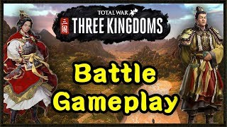 Total War: THREE KINGDOMS EPIC Battle Gameplay + NEW Spy Campaign Mechanic