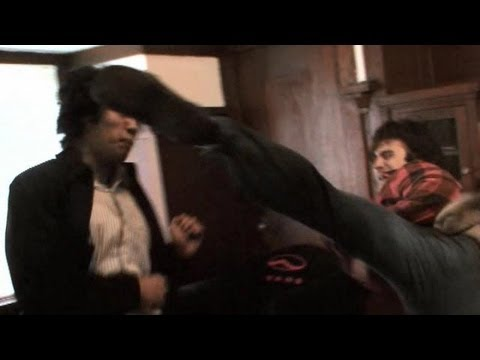 Jackie Chan style 2-on-2 fight scene (Eric Jacobus)