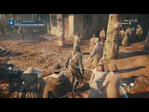 Assassin's Creed Unity - Clothes Bug?