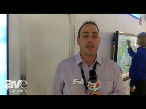 InfoComm 2016: Almo Pro A/V Shows Sharp PNH 701