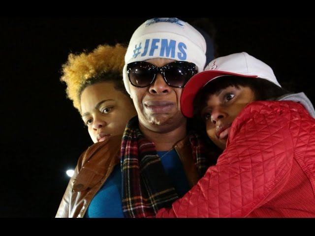 Michael Brown's Family on Grand Jury Decision