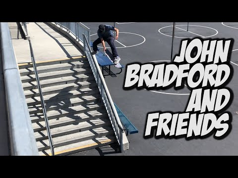 JOHN BRADFORD AND FRIENDS KILL EVERYTHING !!! - NKA VIDS -